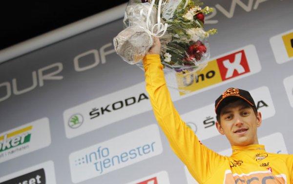 Maciej Paterky remporte le 4 ème Tour de Norvège !...