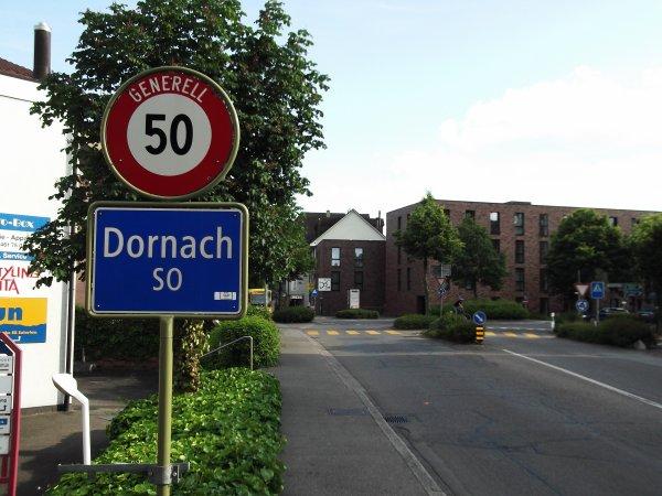 23 ème contre-la-montre individuel de côte Dornach - Gempen, en Suisse !