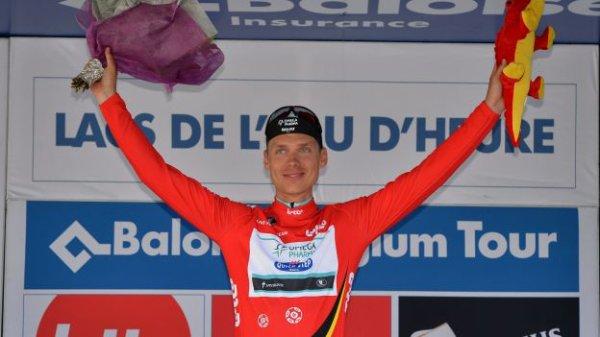 Tony Martin remporte le 83 ème Tour de Belgique !...