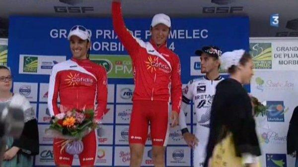 Julien Simon remporte le 38 ème Grand Prix de Plumelec-Morbihan !...