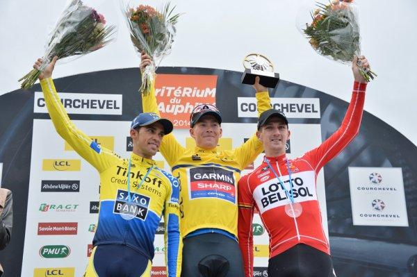 Andrew Talansky remporte le 66 ème Critérium du Dauphiné !...