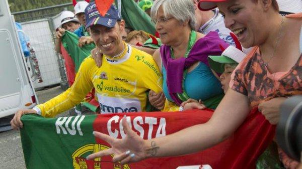 Rui Alberto Faria da Costa remporte le 78 ème Tour de Suisse !...