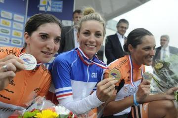 Pauline Ferrand-Prévot, Championne de France sur Route !...