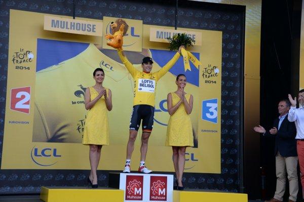 101 ème Tour de France : Bilan au soir du dimanche 13 juillet 2014, fin de la 1 ère semaine de course !...