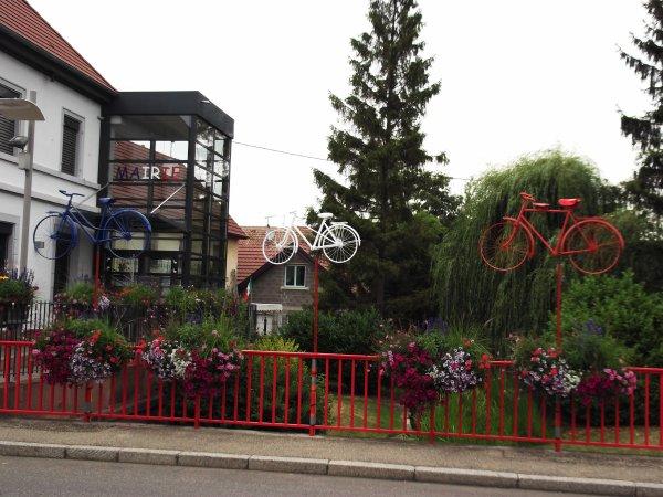 Le 101 ème Tour de France de passage à Merxheim !...
