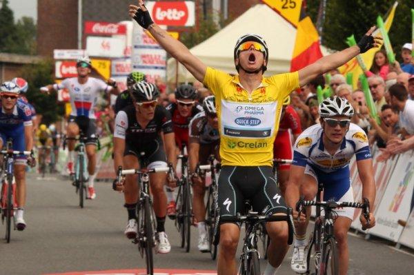Gianni Meersman remporte le 41 ème Tour de Wallonie !...