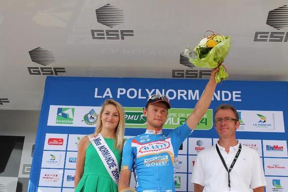 Jan Ghyselinck remporte la 35 ème Polynormande !...