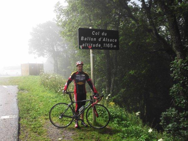 90 ème Critérium du Ballon d'Alsace, à Belfort (FFC) !...