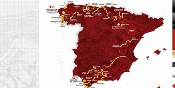 Le 69 ème Tour d'Espagne part, aujourd'hui !...
