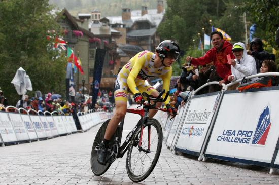 Tejay Van Garderen remporte le 4 ème Tour du Colorado (USA Pro Cycling Challenge) !...