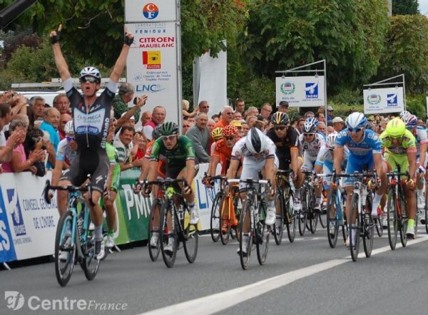 Iljo Keisse remporte la 11 ème Châteauroux Classic de l'Indre !...