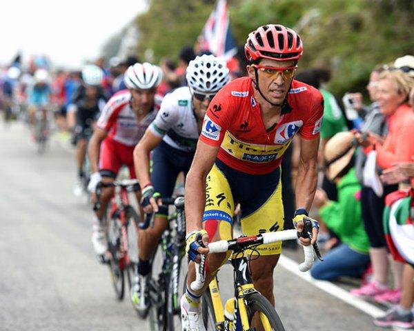 69 ème Tour d'Espagne : Le bilan au soir du dimanche 07 septembre 2014, fin de la deuxième semaine de course !...