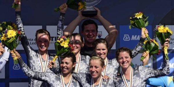 Championnat du Monde de Cyclisme Contre-la-Montre par Equipes, à Ponferrada, en Espagne !...