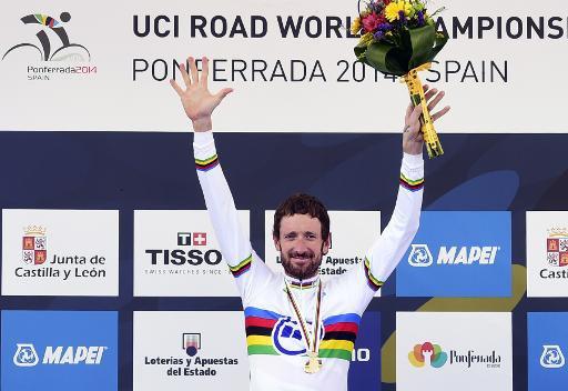 Championnat du Monde de Cyclisme Contre-la-Montre Individuel, à Ponferrada, en Espagne !...