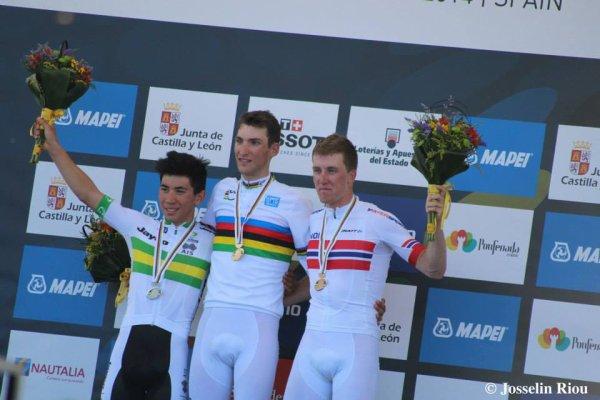 Championnat du Monde de Cyclisme sur Route, à Ponferrada, en Espagne