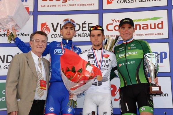 Armindo Fonseca remporte le 43 ème Tour de Vendée !...