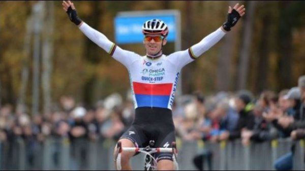 Zdeněk ¦tybar remporte le 27 ème Binge - Chimay - Binge !...