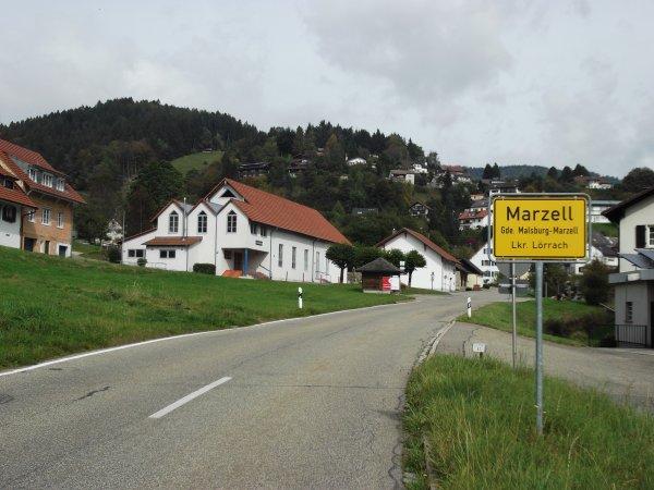 2 ème « Hieber's » Contre-la-Montre de Côte reliant Kandern à Marzell, en Allemagne !...