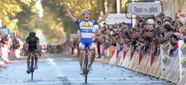 Jelle Wallays remporte le 108 ème Paris - Tours !...