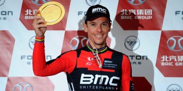 Philippe Gilbert remporte le 4 ème Tour de Pékin !...
