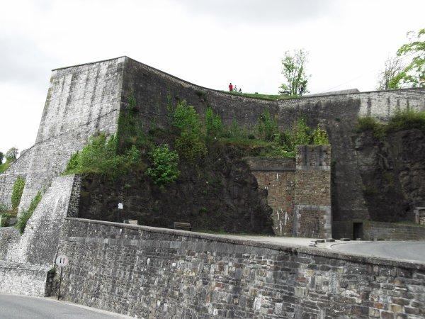 Images de Belgique : La Citadelle de Namur, à Namur !...