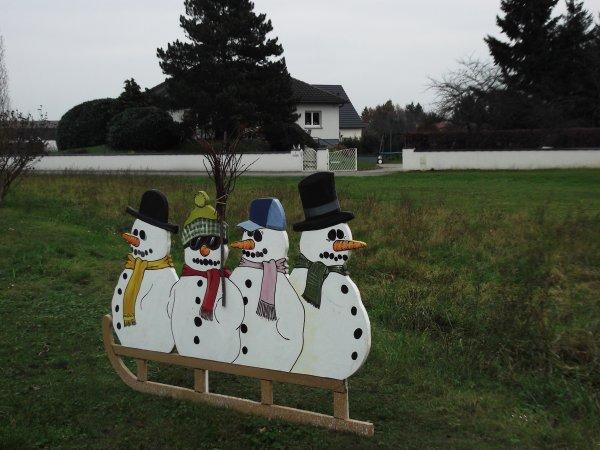C'est l'hiver, aujourd'hui, dimanche 21 décembre 2014 !...