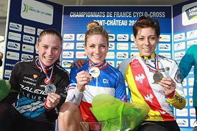 Clément Lhotellerie, nouveau Champion de France de Cyclo-Cross !...
