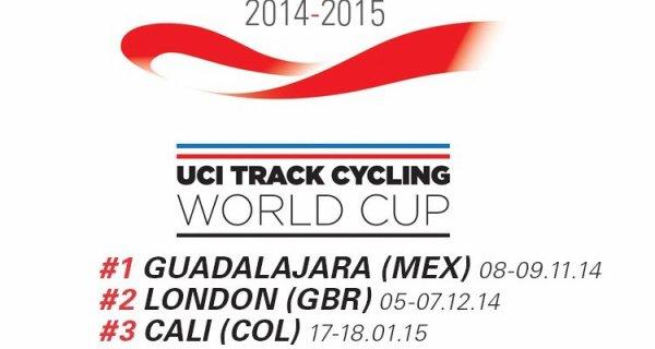 3 ème et dernière manche de la Coupe du Monde de Cyclisme sur Piste, à Cali, en Colombie !...