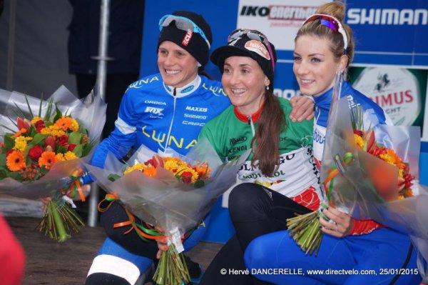Mathieu Van der Poel remporte la 6 ème et dernière manche de la Coupe du Monde de Cyclo-Cross, à Hoogerheide, aux Pays-Bas !...