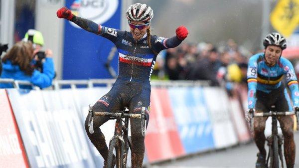 Championnats du Monde de Cyclo-Cross, à Tábor, en République Tchèque !...