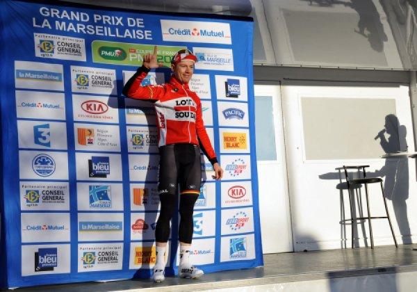 Pim Ligthart remporte le 36 ème Grand Prix d'Ouverture « La Marseillaise » !...