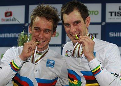 Championnats du Monde de Cyclisme sur Piste, à Saint-Quentin-en-Yvelines, en France !...