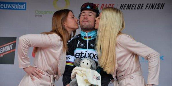 Mark Cavendish remporte le 67 ème « Kuurne - Bruxelles - Kuurne » !...