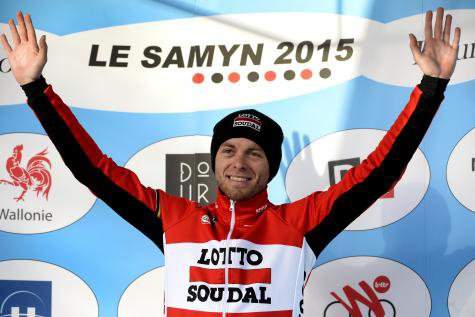 Kris Boeckmans remporte le 47 ème Grand Prix Samyn !...
