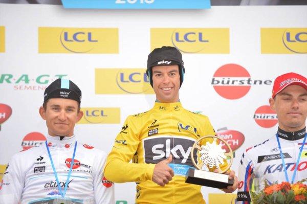 Richie Porte remporte le 73 ème Paris - Nice !...