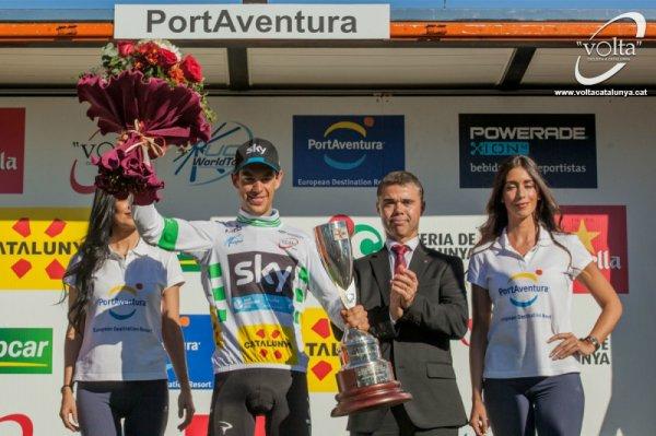 Richie Porte remporte le 95 ème Tour de Catalogne !...