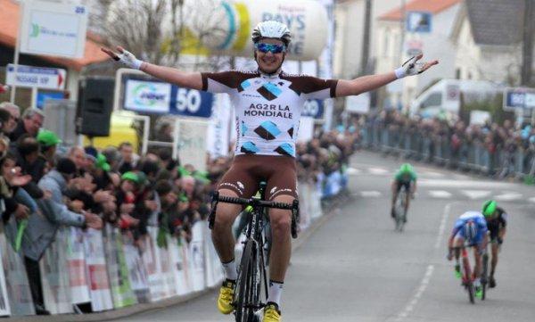 Alexis Gougeard remporte la 16 ème « Classic Loire-Atlantique » !...