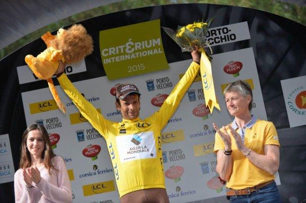 Jean-Christophe Péraud remporte le 84 ème Critérium International !...