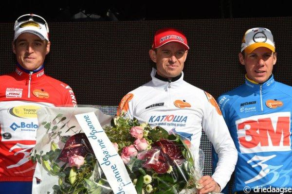 Alexander Kristoff remporte la 39 ème édition des « Trois Jours de La Panne » !...
