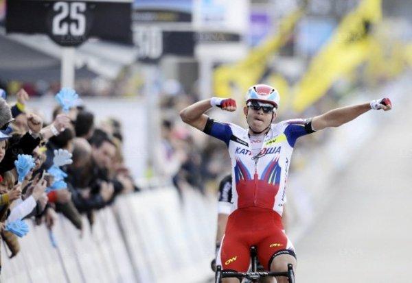 Alexander Kristoff remporte le 99 ème « Tour des Flandres » !...