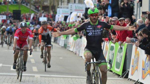 Romain Feillu remporte la 20 ème « Route Adélie » !...