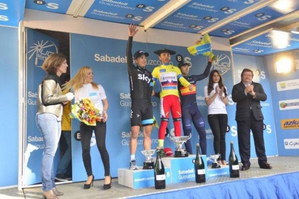 Joaquim Rodríguez remporte le 55 ème Tour du Pays Basque !...