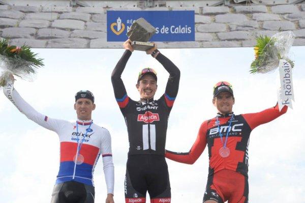 John Degenkolb remporte le 103 ème « Paris - Roubaix » !...