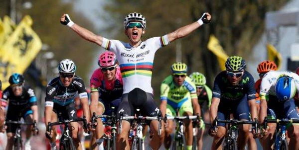 Michal Kwiatkowski remporte le 50 ème « Amstel Gold Race » !...