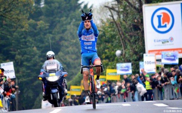 Tim De Troyer remporte le 30 ème Tour du Finistère !...