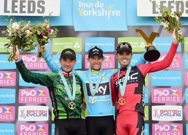 Lars Petter Nordhaug remporte le 1 er Tour de Yorkshire !...