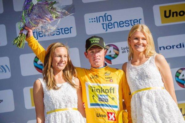 Jesper Hansen remporte le 5 ème Tour de Norvège !...