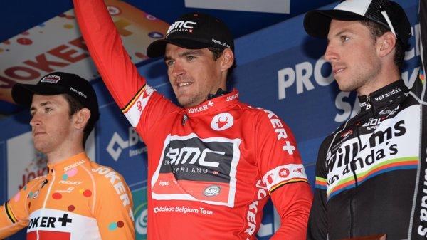 Greg Van Avermaet remporte le 84 ème Tour de Belgique