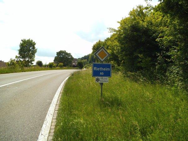 11 ème Zurzacher Barz-Derby, à Rietheim, en Suisse !...