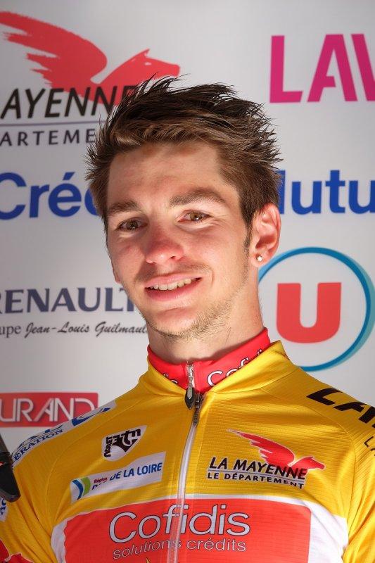 Anthony Turgis remporte les 51 èmes « Boucles de la Mayenne » !...